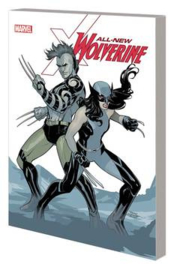 ALL NEW WOLVERINE 05 ORPHANS OF X