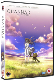 CLANNAD DVD COMPLETE COLLECTION AFTER STORY