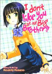 I DONT LIKE YOU AT ALL BIG BROTHER COLL ED 02