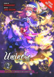 UMINEKO WHEN THEY CRY 06 BANQUET GOLDEN WITCH PT 2
