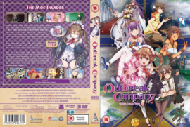 OUTBREAK COMPANY DVD COMPLETE COLLECTION