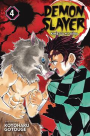 DEMON SLAYER KIMETSU NO YAIBA 04