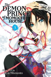 DEMON PRINCE OF MOMOCHI HOUSE 08