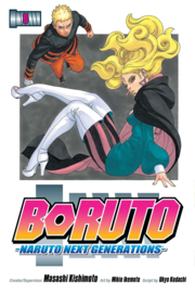 BORUTO 08 NARUTO NEXT GENERATION
