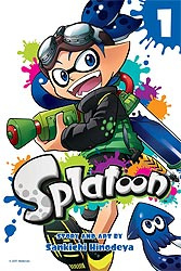 SPLATOON MANGA 01