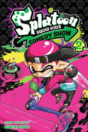 SPLATOON SQUID KIDS COMEDY SHOW 02