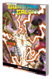 ALL NEW GUARDIANS OF GALAXY 03 INFINITY QUEST