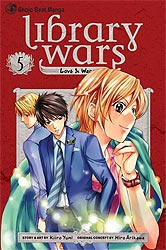 LIBRARY WARS LOVE & WAR 05