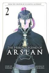 HEROIC LEGEND OF ARSLAN 02