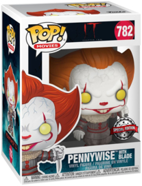 Pop! Movies: IT Chapter Two - Pennywise (w/ Blade)