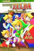 LEGEND OF ZELDA 06 Four Swords 1