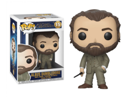 Pop! Movies: Fantastic Beasts The Crimes of Grindelwald - Albus Dumbledore