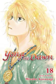 YONA OF THE DAWN 18