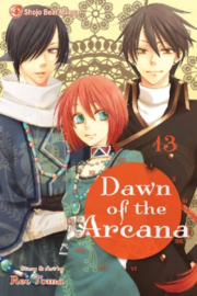 DAWN OF THE ARCANA 13