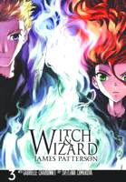 WITCH & WIZARD MANGA 03