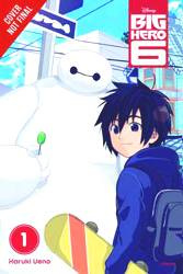 BIG HERO 6 MANGA 01
