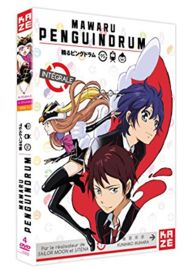 MAWARU PENGUINDRUM DVD COMPLETE COLLECTION ONE