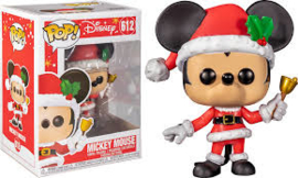Pop! Disney: Christmas - Mickey Mouse