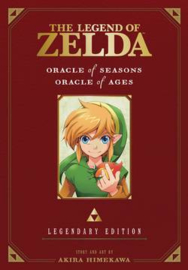 LEGEND OF ZELDA LEGENDARY ED 02 ORACLE SEASONS AGES