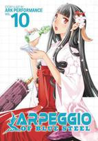 ARPEGGIO OF BLUE STEEL 10