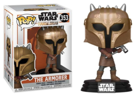 Pop! TV: Star Wars The Mandalorian - The Armorer