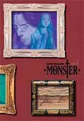 MONSTER 08 PERFECT ED URASAWA