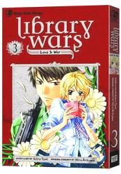 LIBRARY WARS LOVE & WAR 03