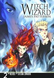 WITCH & WIZARD MANGA 02