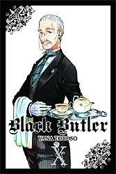 BLACK BUTLER 10