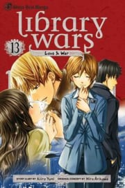 LIBRARY WARS LOVE & WAR 13