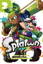 SPLATOON MANGA 02
