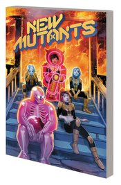 NEW MUTANTS BY ED BRISSON 01