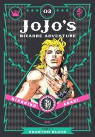 JOJOS BIZARRE ADV PHANTOM BLOOD 03 HC