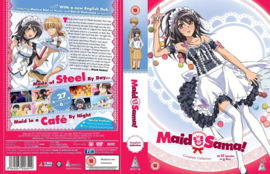MAID SAMA DVD COMPLETE COLLECTION