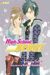 HIGH SCHOOL DEBUT OMNIBUS 03