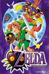 LEGEND OF ZELDA 03 Majora's Mask