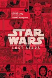 STAR WARS LOST STARS 01 MANGA