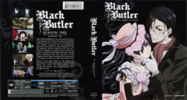 BLACK BUTLER DVD COMPLETE FIRST SEASON