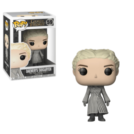 Pop! TV: Game of Thrones - Daenerys Targaryen (w/ White Coat)