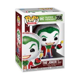 Pop! Heroes: Holiday Joker - Santa