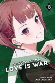 KAGUYA SAMA LOVE IS WAR 13