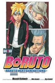BORUTO 06 NARUTO NEXT GENERATIONS