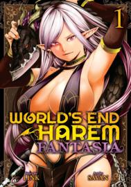 WORLDS END HAREM FANTASIA 01