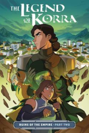 LEGEND OF KORRA PART 02 RUINS OF EMPIRE