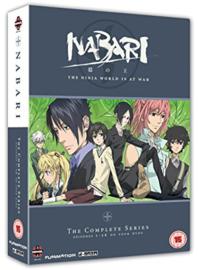NABARI DVD COMPLETE SERIES