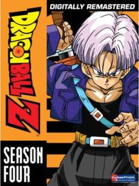 DRAGON BALL Z DVD SEASON FOUR