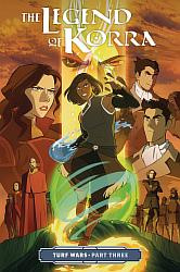AVATAR LEGEND OF KORRA 03 TURF WARS PART 3