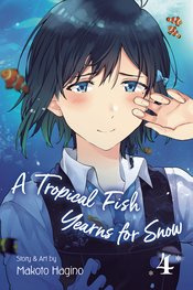 TROPICAL FISH YEARNS FOR SNOW 04