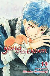 YONA OF THE DAWN 19