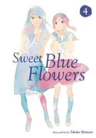 SWEET BLUE FLOWERS 04